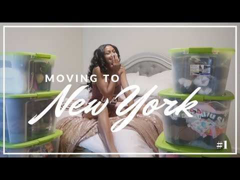 MOVING TO NYC #1 CHASING THE DREAM