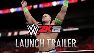 WWE 2K15 Launch Trailer