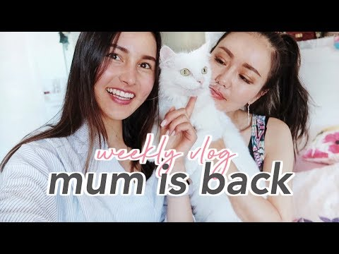 Family Life & Summer Days In Melbourne⎮Weekly Vlog 2