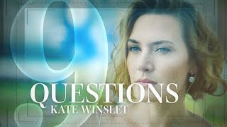 Kate Winslet talks Woody Allen's 'Wonder Wheel' and working with Leonardro DiCaprio on 'Titanic'