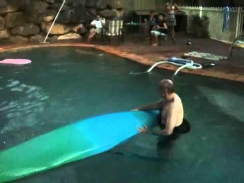 Canoe lesson