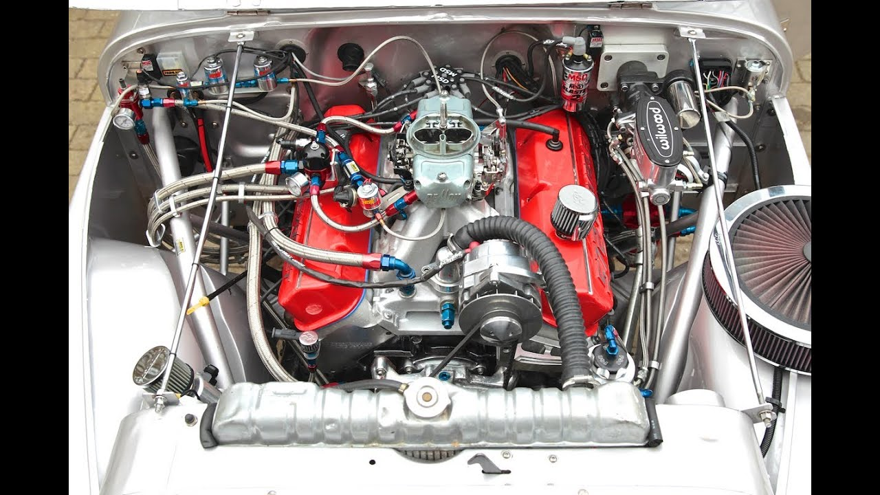 Maxresdefault on Small Block Chevy Engines