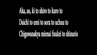Yugioh Zexal Japanese Opening. I did the lyrics so people can sing ...