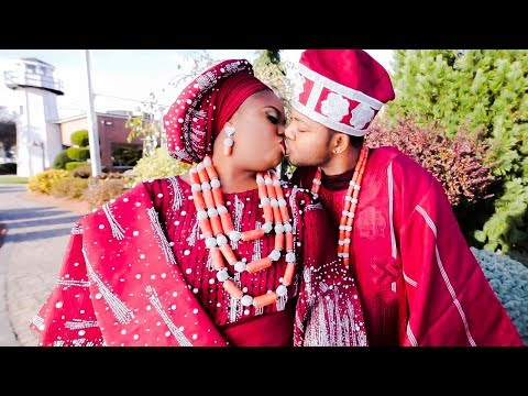 THE MOST BEAUTIFUL TRADITIONAL MARRIAGE TRAILER -DELA & FEMI
