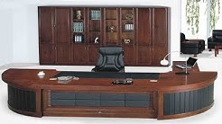 Office Table Design Ideas | Office Furniture Design Images In India | modern Office Table
