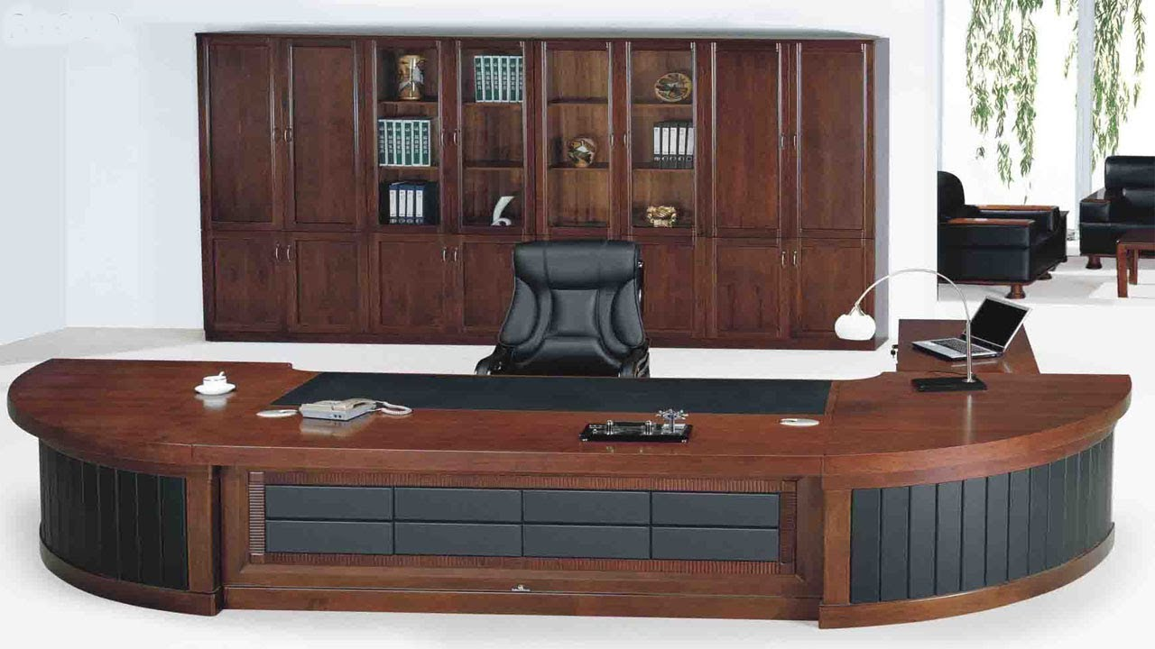 High Quality Office Table Design Ideas | Office Furniture Design Images In India |  Modern Office Table