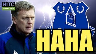 SHOULD MOYES HAVE WON THE LEAGUE WITH EVERTON?