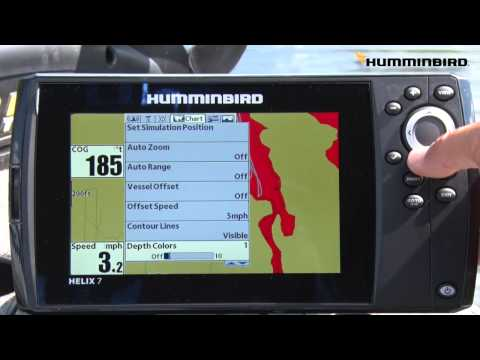 humminbird helix 7 | the technological angler - youtube, Fish Finder