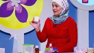 سميرة كيلاني - كيفية تركيب منظّف للحمام صديق للبيئة