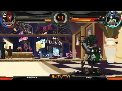 SS2k12 Skullgirls Losers Final: Solid Stefiloo vs Pichy