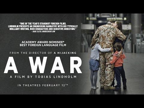 A War trailer