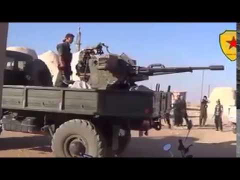Vıllah Serkeftîn Nezikê Bı xwudêBiji YPG