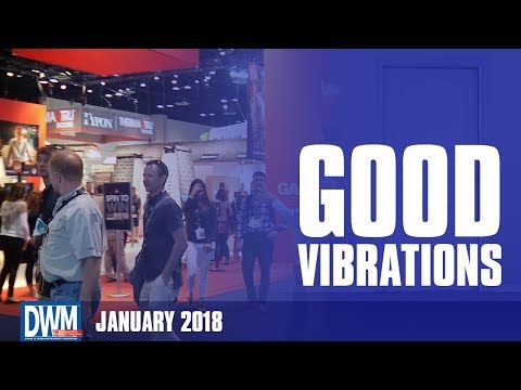 IBS Day 3: Good Vibrations