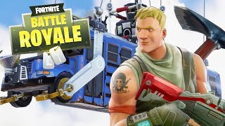 ROAD TO LAST MAN IN FORTNITE BATTLE ROYALE