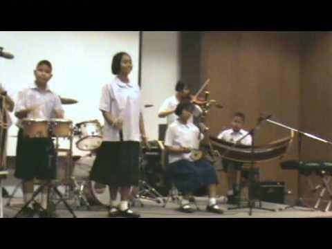 เพลงสี่ภาคดนตรีไทยประยุกต์ TWCE19 ธค.2553