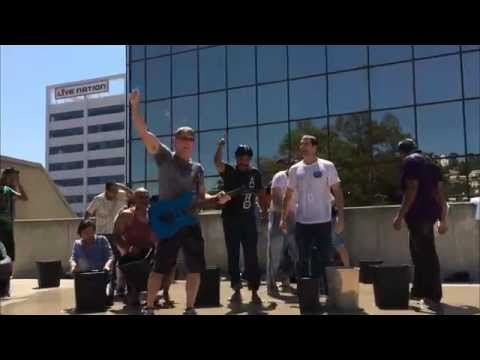 ALS Ice Bucket Challenge - Live Nation/Ticketmaster - Financial Systems Team