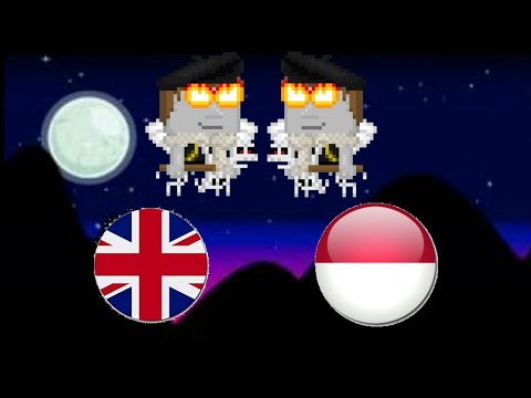 English or indonesian?? - Growtopia question