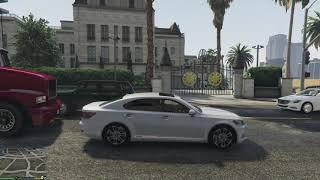 (GTA5) Lexus LS600HL Late ver …