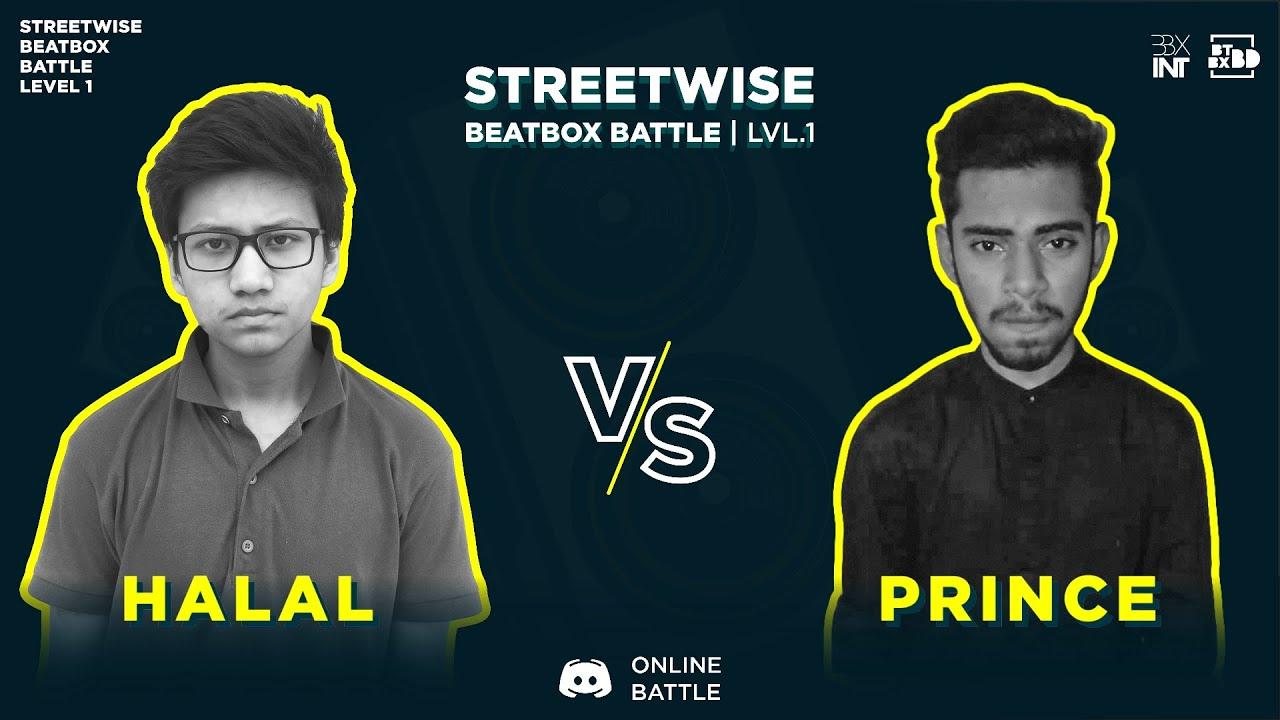 HALAL VS PRINCE   Quarter Finals   #SWBB_LVL1