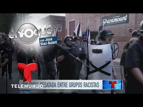 El racismo sale de su escondite en Estados Unidos | Enfoque | Noticias Telemundo