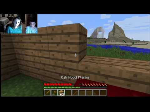 I Learn How To Play MINECRAFT! Featuring Joseph