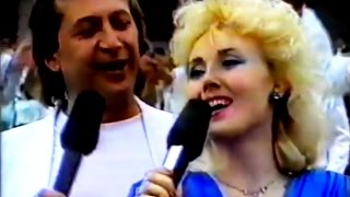 Lepa Brena i Miroslav Ilic - Zivela Jugoslavija - Dan mlados...