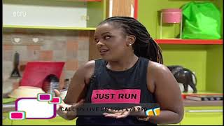 Fitness And Nutrition With Joan Munyi And Killion