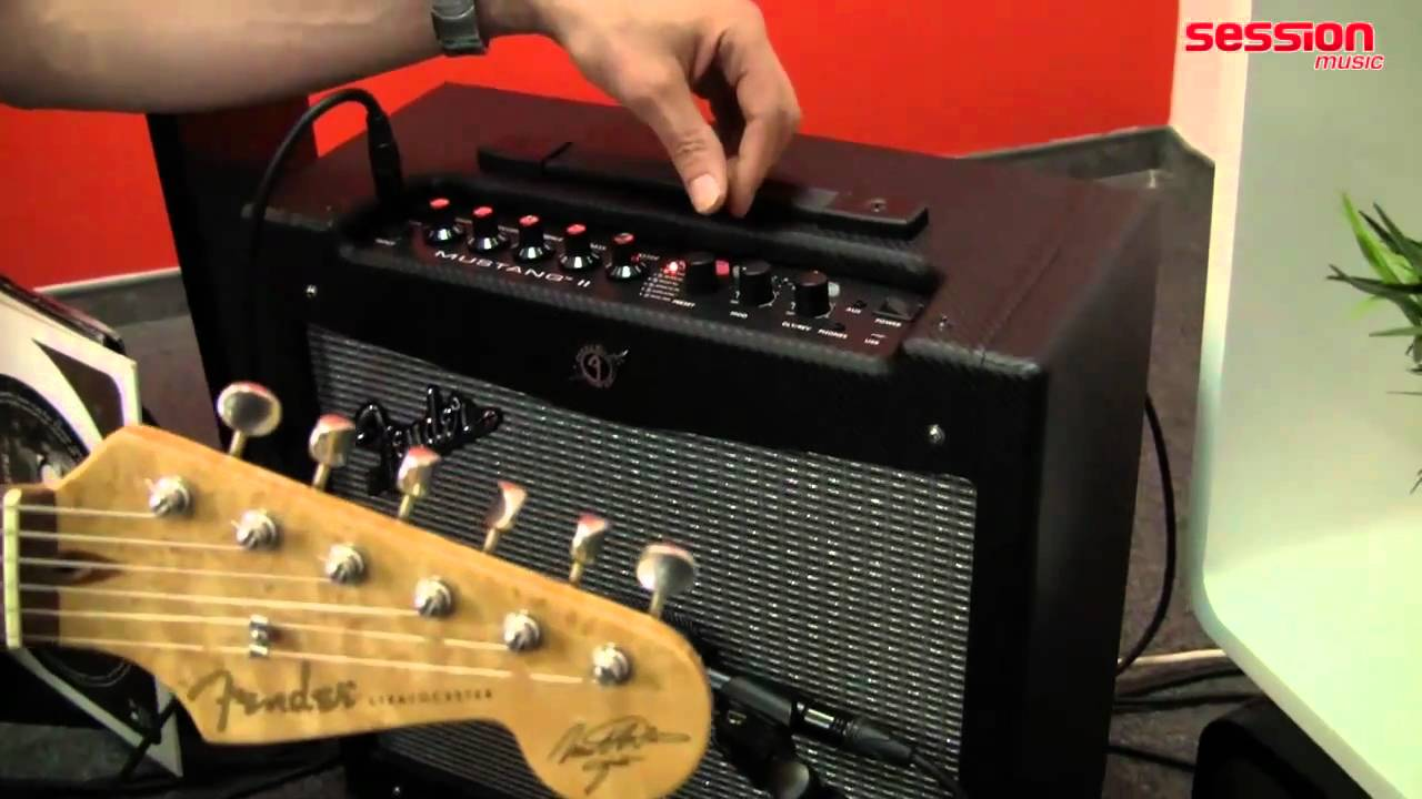 fender mustang ii youtube. Black Bedroom Furniture Sets. Home Design Ideas