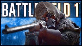 EPIC SNIPER KILLS! (Battlefield 1 Multiplayer Gameplay)