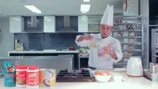 The inspiration of Nasi Goreng Padang With Unilever Food Solutions