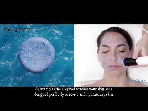OxyGeneo OxyPod HYDRATE - Blue Spirulina