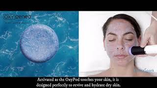OxyGeneo OxyPod HYDRARE - Blue Spirulina