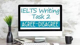 Full IELTS Writing Task 2 Sample Answer | Agree-Disagree or Opinion Essay
