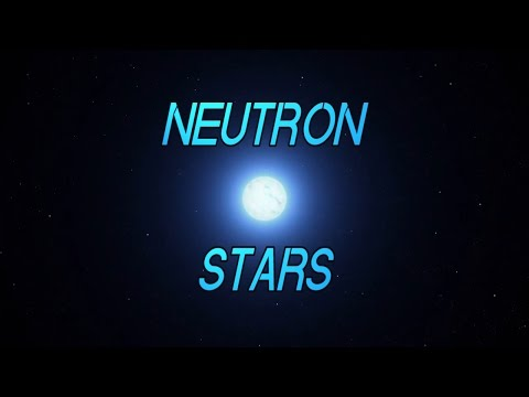 9 facts about: NEUTRON STARS