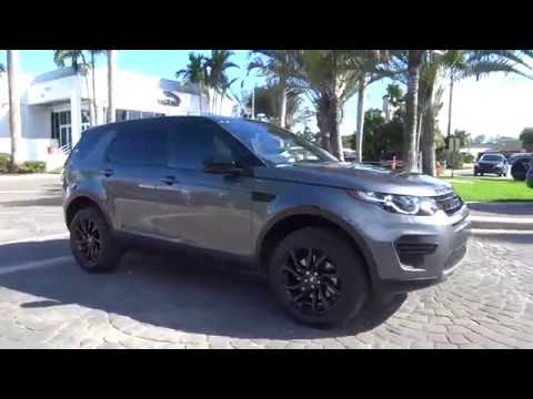 2018 Land Rover Discovery Miami, Aventura, Fort Lauderdale,