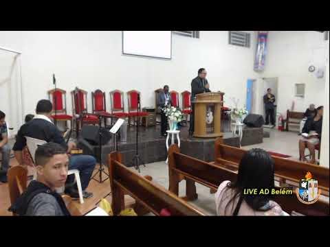 LIVE Assembléia de Deus - Ministério do Belém - JD. MUNIRA