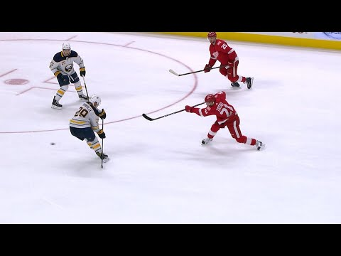11/17/17 Condensed Game: Sabres @ Red Wings