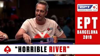 EPT BARCELONA CHASE YOUR DREAM CELEBRITY-PRO INVITATIONAL (Cards-Up)