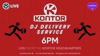 DJ Delivery Service // Double G // Kontor Live