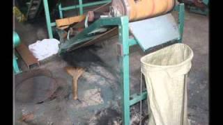 видео: Линия переработки шин ЛПШ-М.wmv