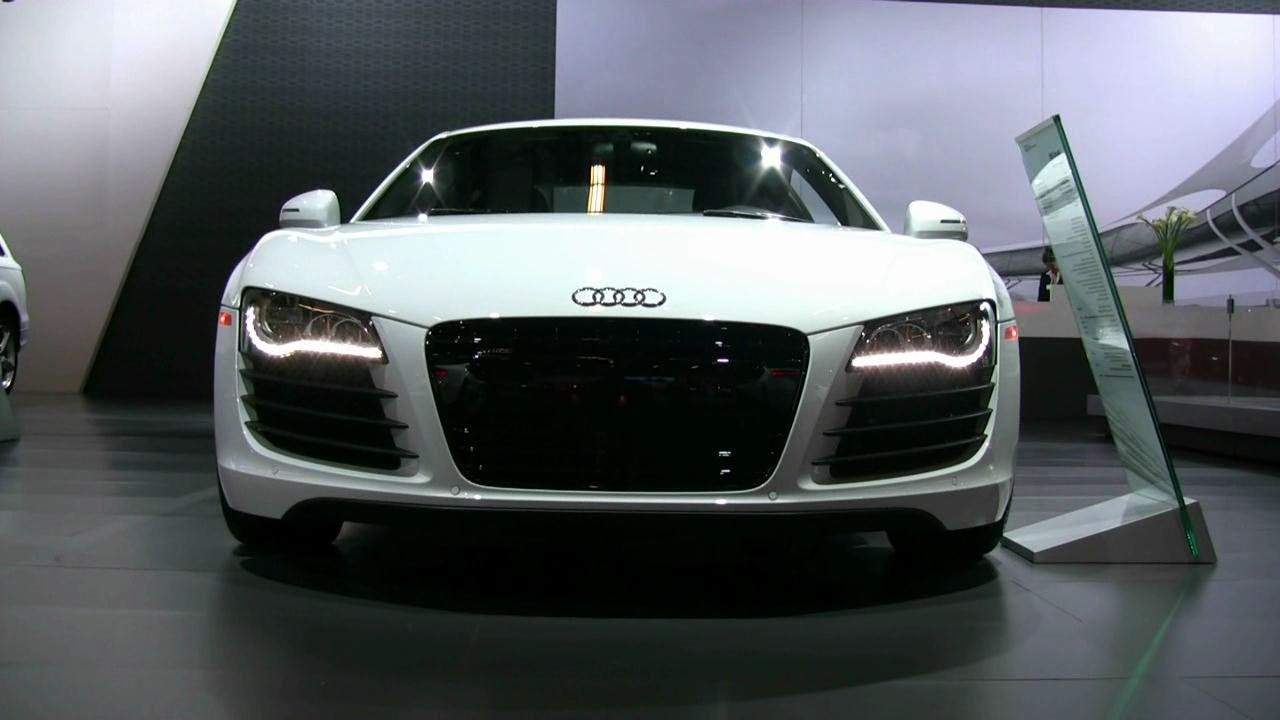 Delightful 2012 Audi R8 Exterior And Interior At 2012 Montreal Auto Show