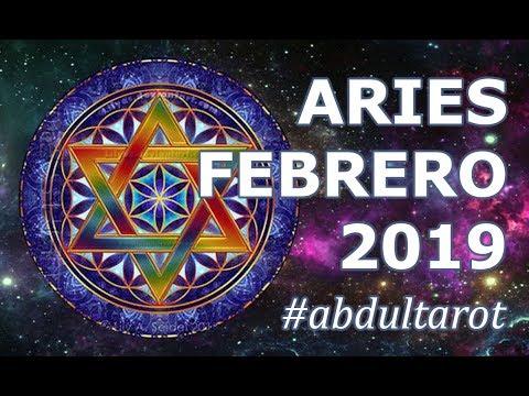 Aries ♈ Febrero 2019 😍❤️ Nuevo Amor 🤗 Nueva Vida y 😏 Finales!
