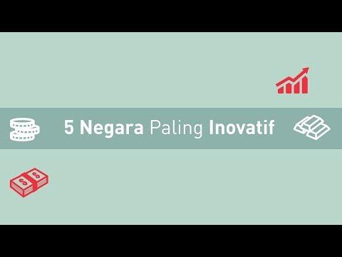 5 Negara Paling Inovatif, Indonesia Urutan Berapa?