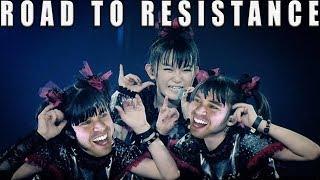 BABYMETAL: Road of Resistance (Live in Japan) - REACTION!