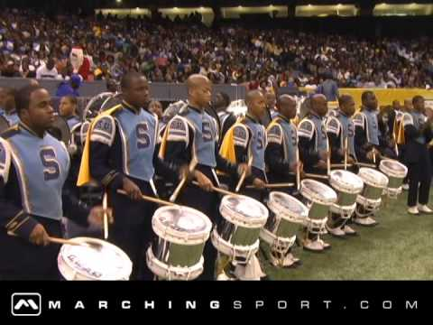 Thumbnail: Stick Control - Southern University (2008) - Funk Factory - HBCU Drumlines