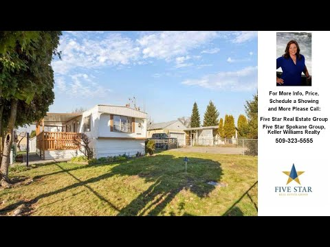 2415 N Bates, Spokane Valley, WA Presented by Five Star Real Estate Group.
