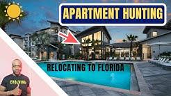 SEARCHING APARTMENTS - FL | Tampa Florida Move