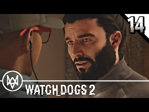WATCH DOGS 2 Gameplay Walkthrough Part 14 · Operation: Looking Glass Part 1 | PS4 Pro