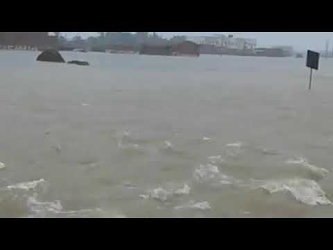 Borwal Bagaha West Champaran Bihar 2017 flood