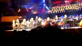 Sondheim and Bernstein concert performed by NASDA and the Christchurch Symphony Orchestra